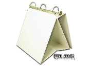 Easel Binder Presentation Binder Display easel 3 ring easel binder