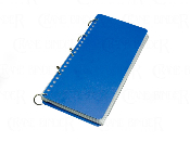 aircraft checklist ring binder, checklist pages, checklist rings, flight crew.