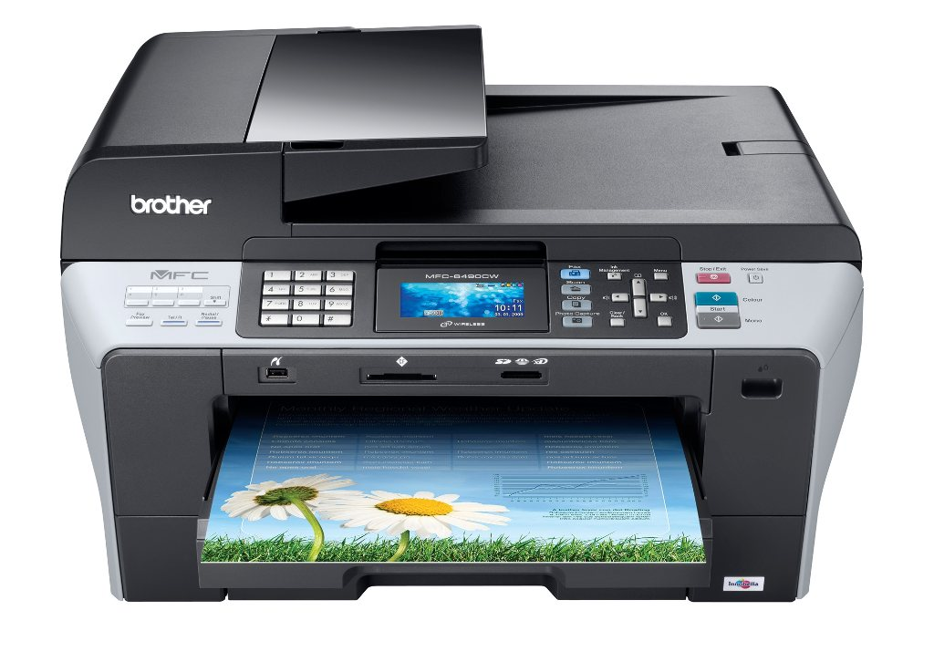 Brother MFC 11x17 Printer