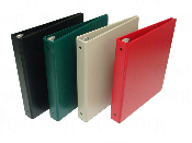 Bulk vinyl ring binders cheap 11 x 8 1/2 bulk 3 ring binder. Out of stock of the bone color.