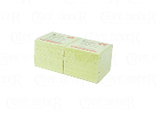 Sticky Note Pad, 3 x 3 Yellow Adhesive Notes