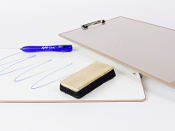 11x17 clipboards white dry erase 11 x 17 clipboard
