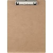 Hardboard Legal PLUS Clipboard 8.5 x 14
