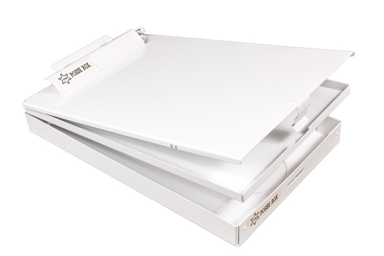 Storage Clipboards Metal Aluminum